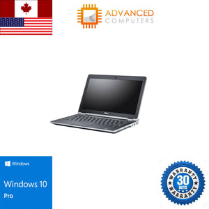 Dell E6430 Intel i5 – 3rd Gen 8GB RAM 120GB SSD WIN 10 PRO