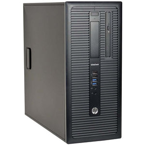 HP 800 G1 Tower i7 16GB Ram 2TB HDD Windows 10 Pro