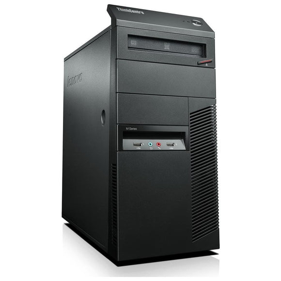 Lenovo M93P Tower Intel i7 - 4th Gen, 32GB RAM 1TB SSD, WIN 10 Pro