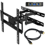 Tilting TV wall mount low profile