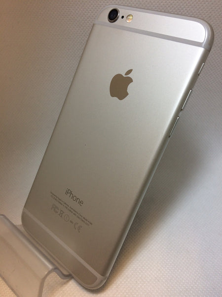 iPhone 6(16GB)シルバー