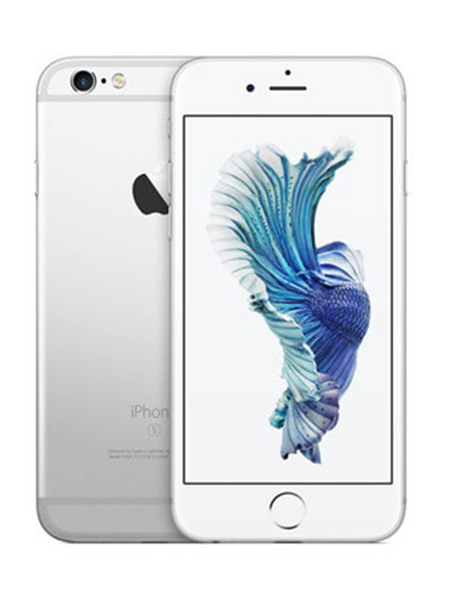 iPhone 6s(16GB)シルバー