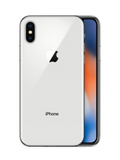 iPhone X(256GB)シルバー