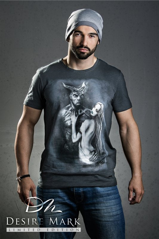'The Demon's Lady' T-Shirt