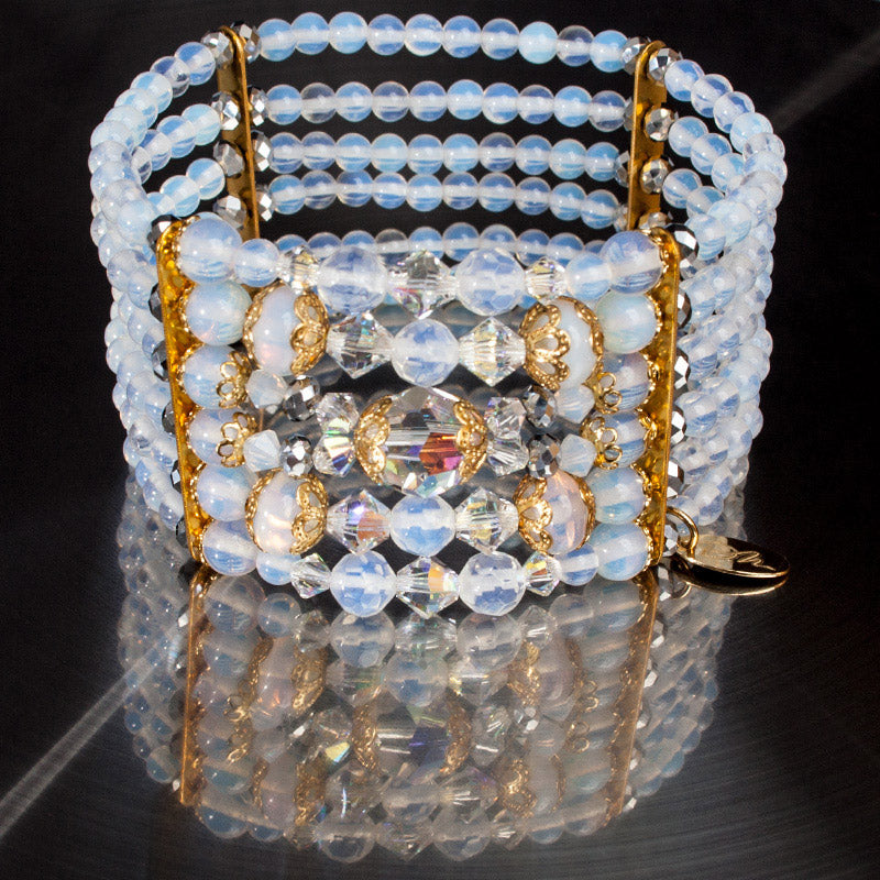 'Goodnight Moonstone' Bracelet