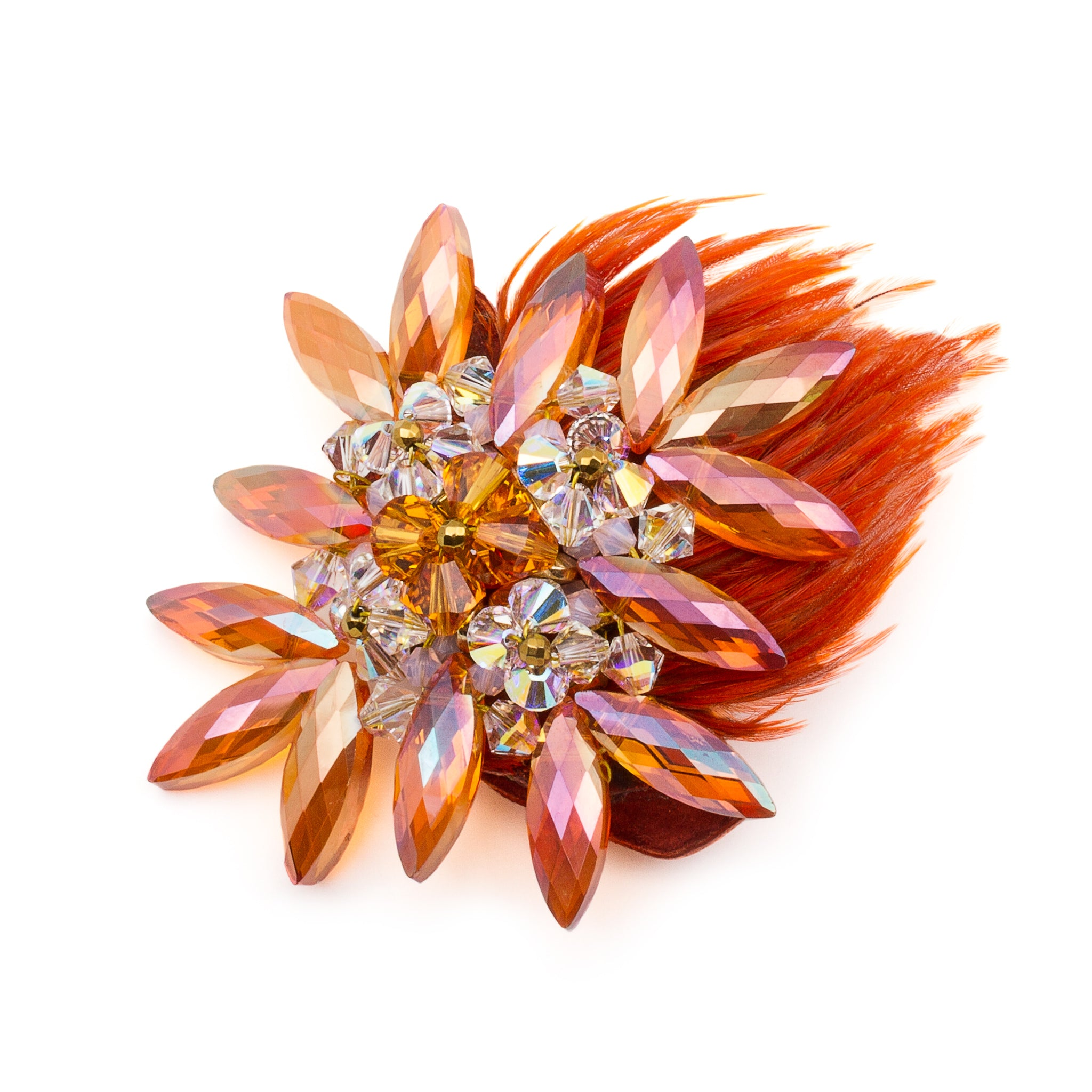 'Firestarter' Brooch