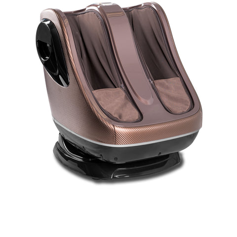 "uKnead UK-580 ""The One"" Leg Massager with Air Compression, Calf & Foot Rollers"