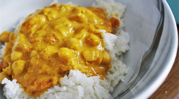 Easy Vegan Tikka Masala Recipe