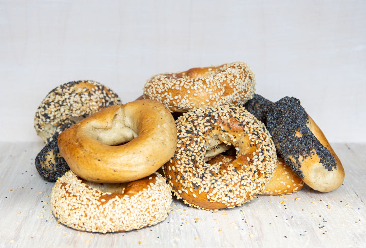 Vegan Mini Bagel Assorted (12-Pack)