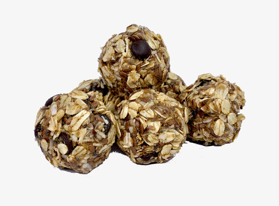 Oatmeal Chocolate Chip Energy Bites