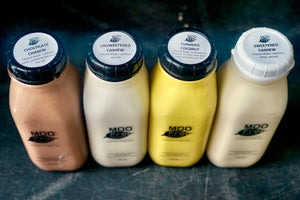 New Milk Sampler Kit (4-Pack)