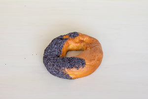 Vegan Poppy Seed Bagel (6-Pack)