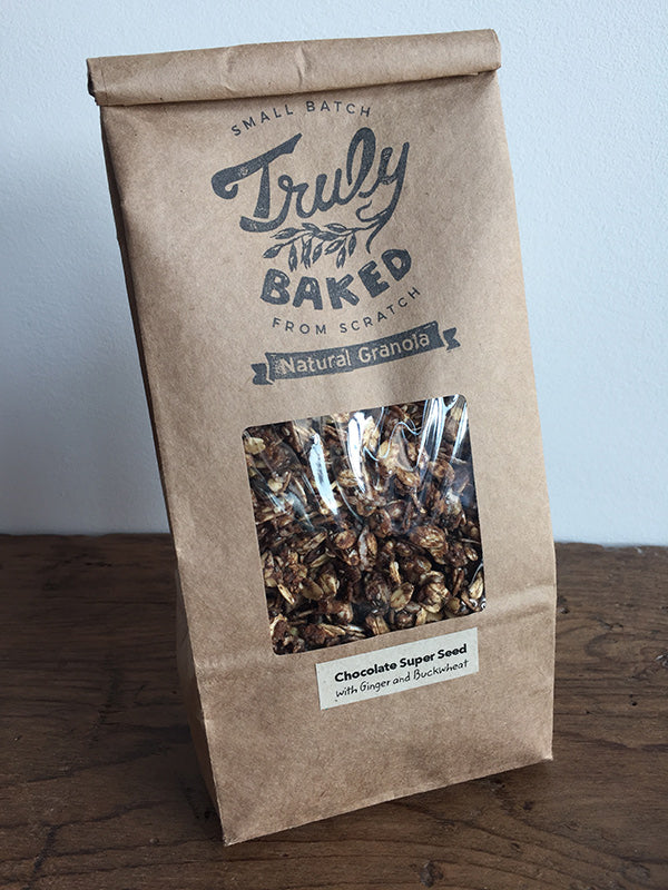 Chocolate Superseed Granola