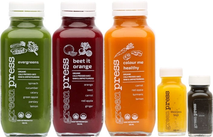 Standard Juice Cleanse