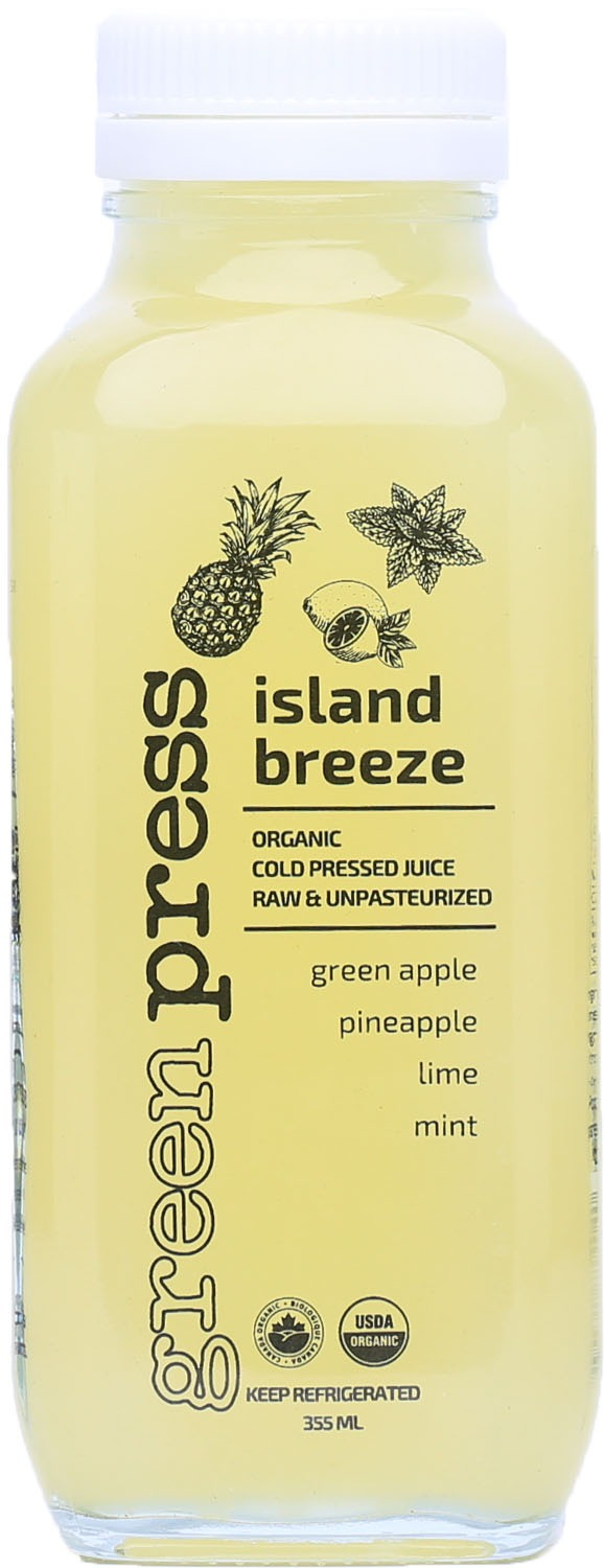 Island Breeze Juice