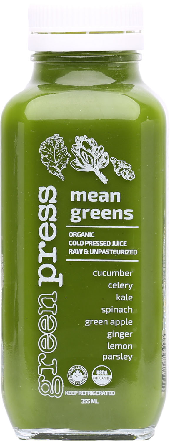 Mean Greens Juice