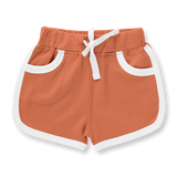 Retro Shorts | Fox Brown