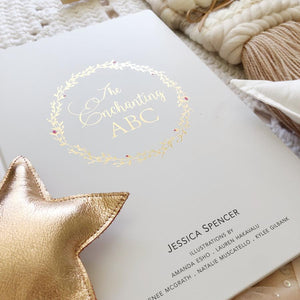 The Enchanting ABC | Illustration Book