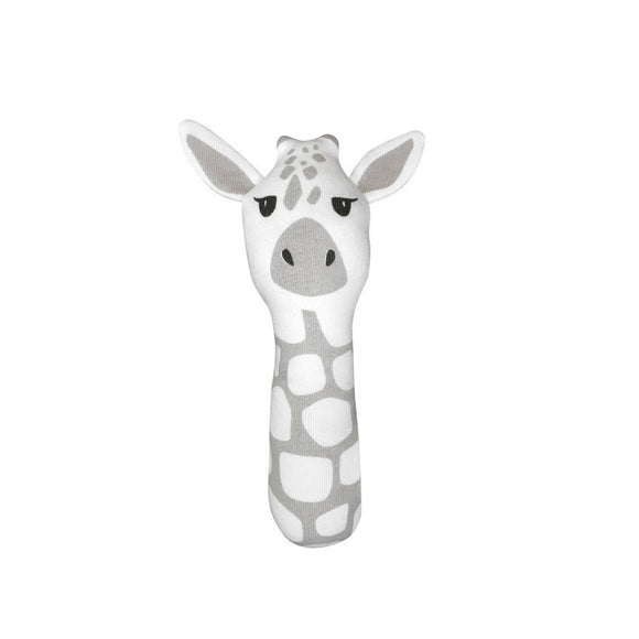Stick Rattle | Giraffe