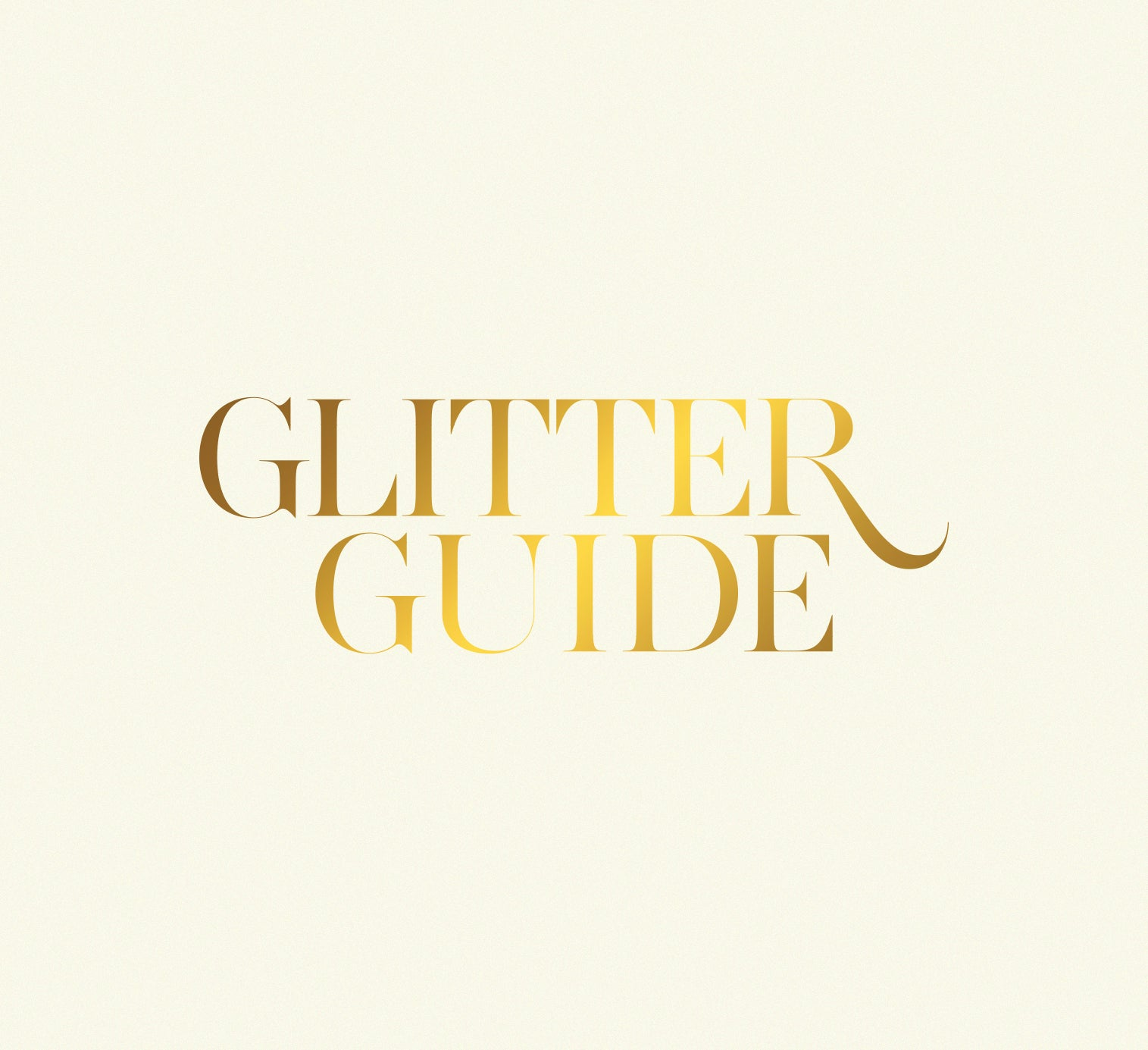 Behind the Brand: GlitterGuide