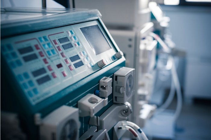 Dialysis and the Dialysis Air Environment