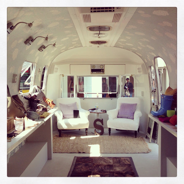 it's a pretty airstream, isn't it?