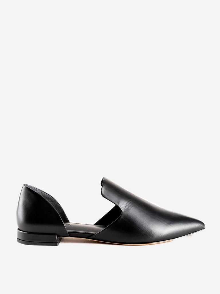 damris loafer - black