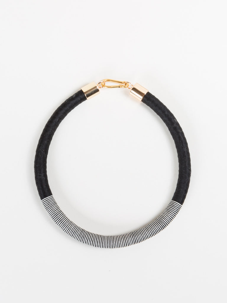Eleanor Bolton Nari Necklace in Black/White