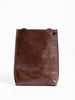 cell pouch - brown vintage
