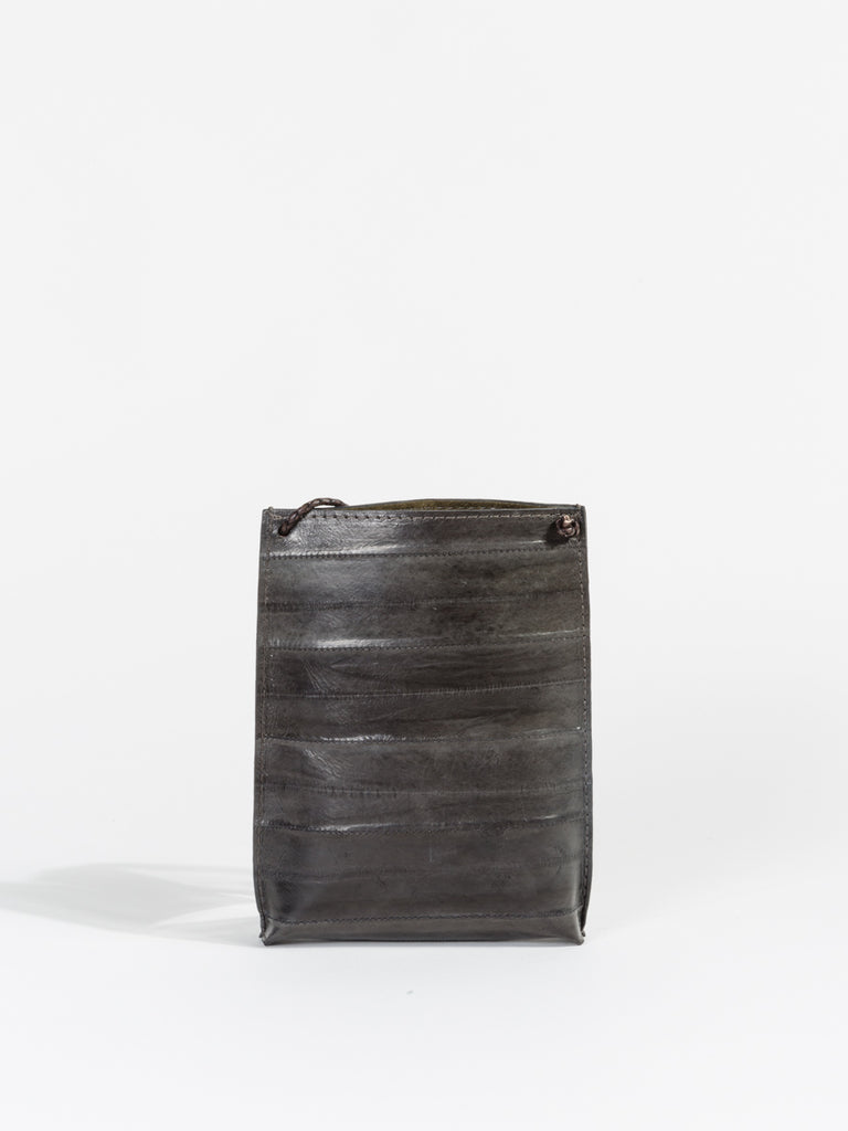 B.May Reverse Eel Cell Pouch Anthracite