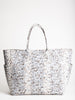 xl pocket tote - pasminia snakeprint