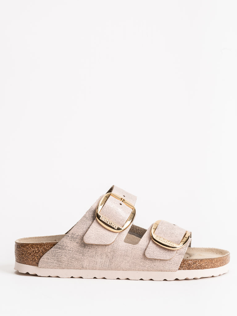big buckle arizona sandal - rose