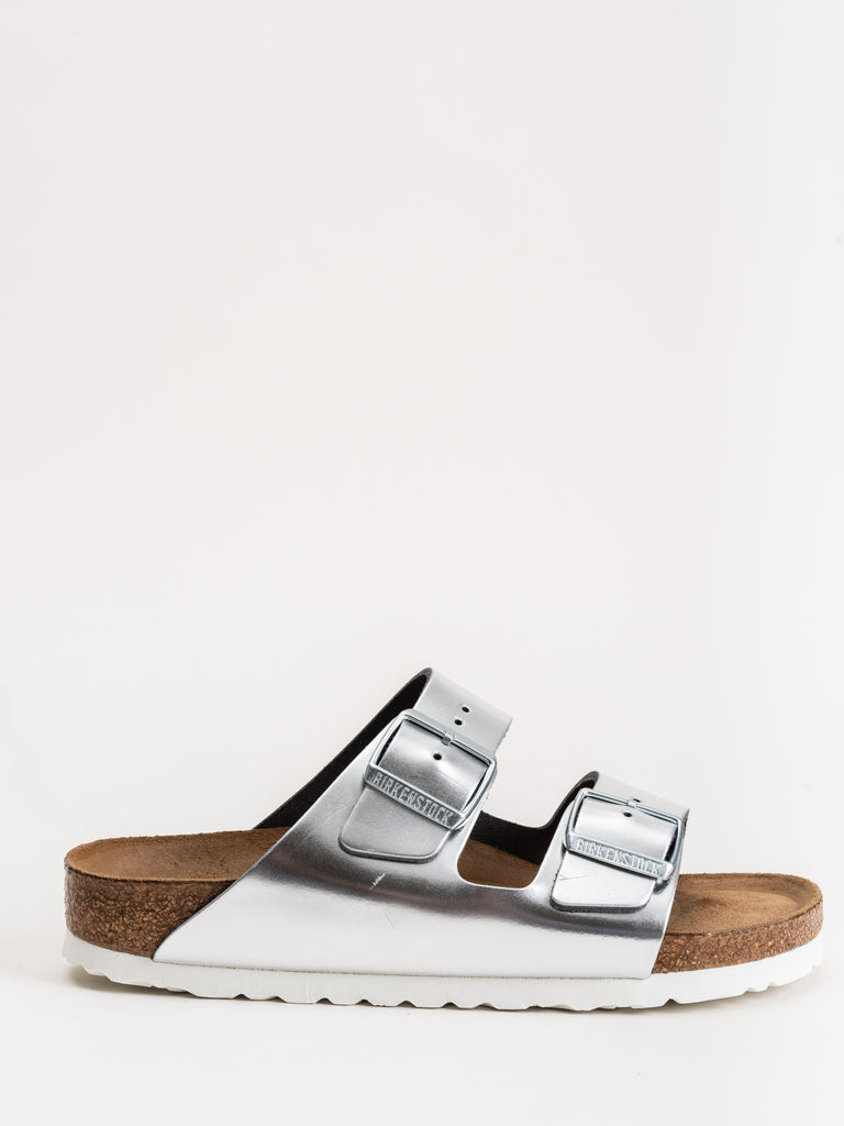 arizona sandal - silver