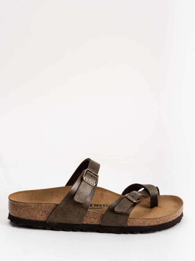 mayari sandal - golden brown