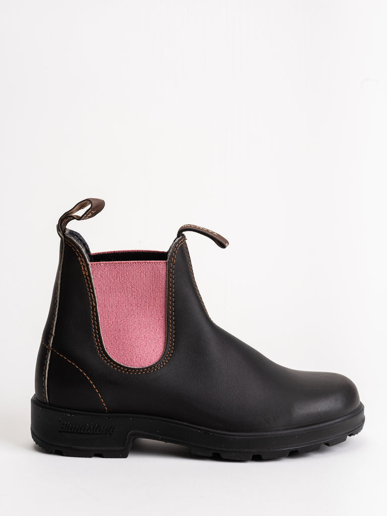 1377 boot - stout brown/pink