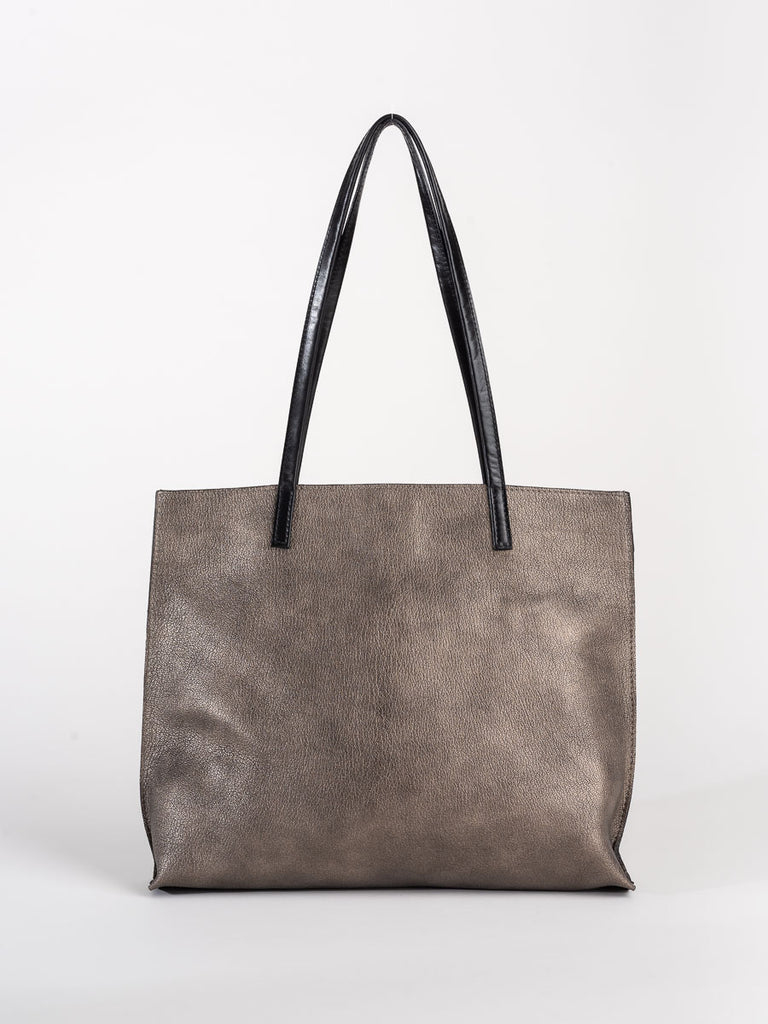 B.May Medium Shopper Pewter Orme