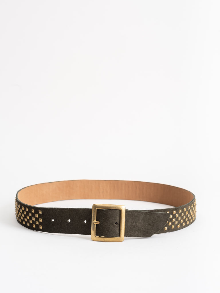 peroni belt - dark olive