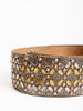suella belt - rust gold