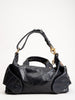 special shoulder MID bag - dark navy