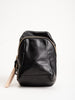 turtle shoulder bag - black