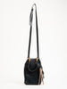 turtle shoulder bag - dark navy