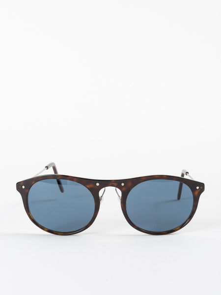 Delirious Fin Havana Sunglasses in Brown