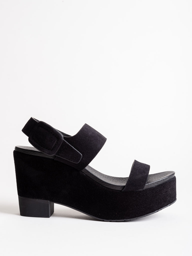 desi wedge - black castoro