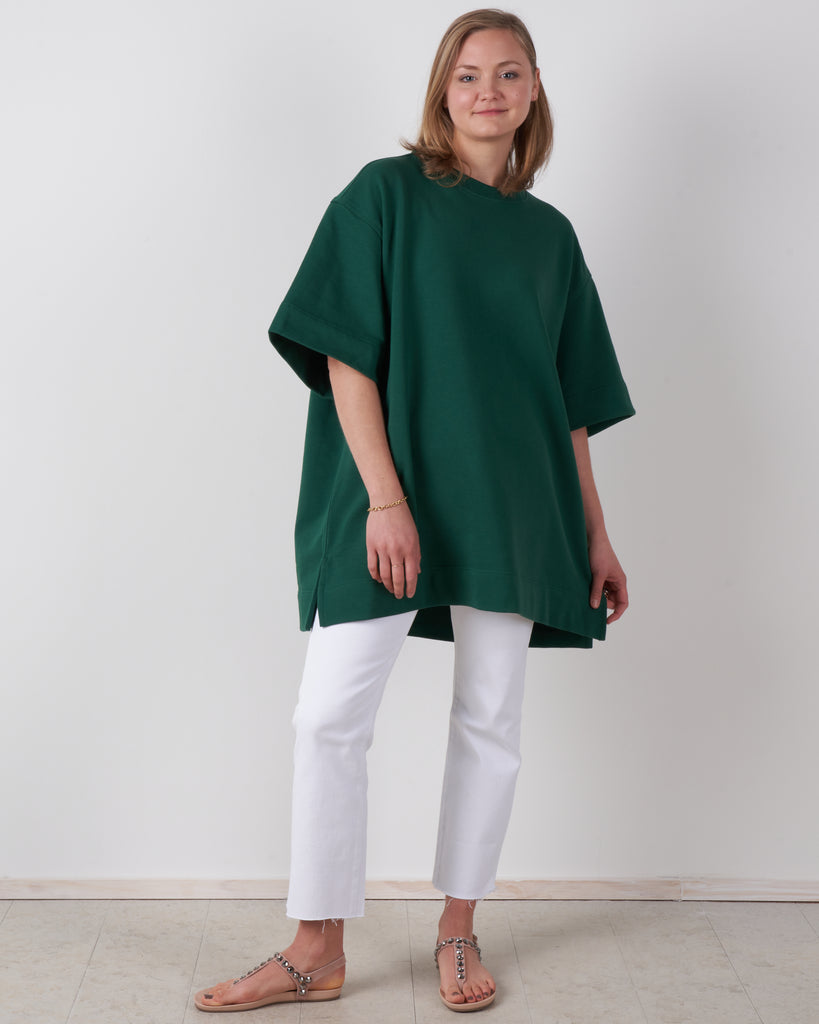 hekko dress - green