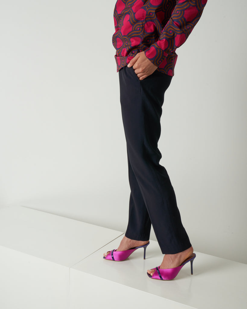 palmira pants - navy