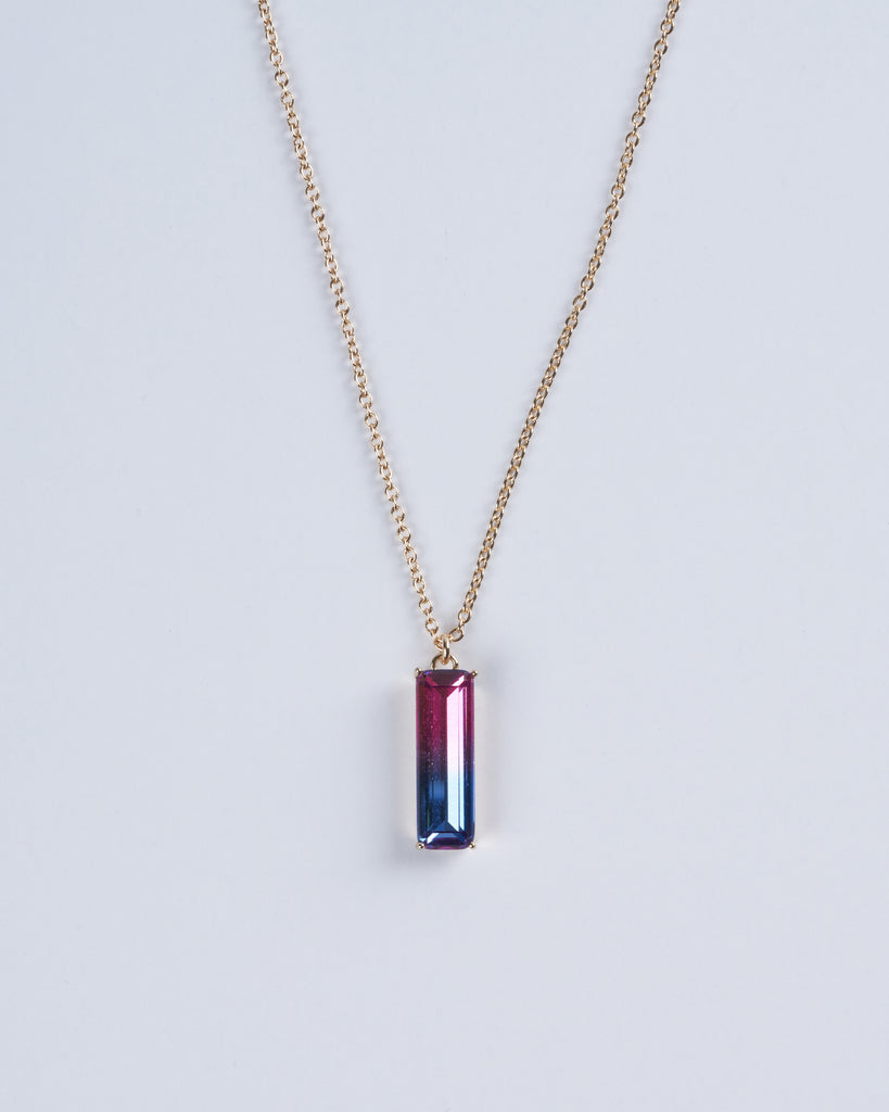sell out pendant - pink purple