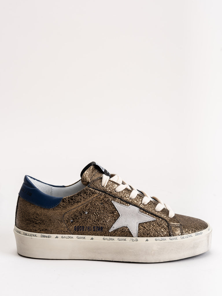 hi star sneaker - gold candy/ice star