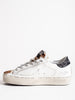 hi star sneakers - white leather