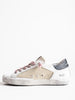 superstar sneaker - beige canvas