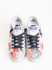 superstar flower sequins sneaker